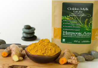 Golden Mylk Harmonic Arts 150g