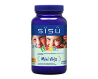 SISU Mini Vits for Kids 90 chewable tabs