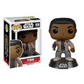 Funko Pop 59 Star Wars VII The Force Awakens Finn Vinyl Bobble-Head Figure (FNK6221)