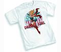 Graphitti Designs Supergirl 'Bombshell' Nose Art Pin-Up XL T-Shirt