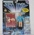 Playmates #6447 Star Trek TOS, The Original Series Nurse Christine Chapel Action Figure