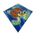 "MiniDiamond 18"" Sea Turtle Nylon Kite Wind-N-Sun (WS70254)"