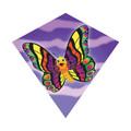"MiniDiamond 18"" Butterfly Nylon Kite Wind-N-Sun w/ Line Winder & Handle (WS70252)"
