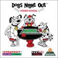 Left Brain Poker Dogs Night Out: Poker School Card Game (LBP1001)