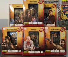 Eaglemoss The Walking Dead Figures AMC TV Version