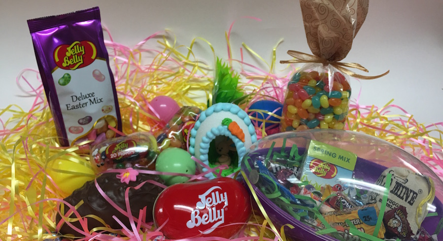 Happy Easter! Order Easter goodies by Mar 26 to ensure timely delivery.