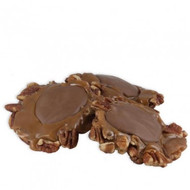 Milk Chocolate Giant Naked Pecan Pattie