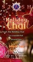 Stash Holiday Chai Black Tea