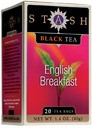 stash english breakfast black teabags