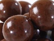 Espresso Malted Milk Balls