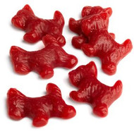 Red Scottie Dogs