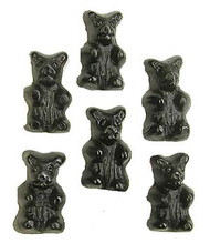 Sugar Free Black Licorice Bears