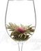 1000 Day Flower Blooming Tea Green Wine Glass