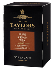 Taylors of Harrogate Assam English Style Teabags 50