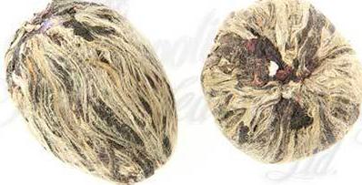 3 flower burst artisan tea