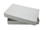 1/2 pound white box