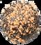 Dark Orange Truffle