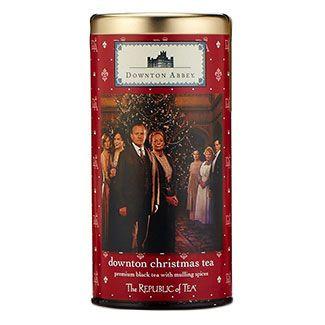 Downton™ Christmas Tea