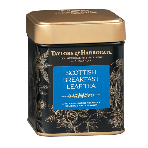 Taylors of Harrogate Scottish Breakfast Loose Tea in Tin
