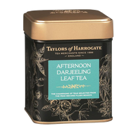 Taylors of Harrogate Afternoon Darjeeling Loose Leaf Tin 4.4 oz