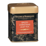 Taylors of Harrogate Spiced Christmas Loose Leaf Tea in Tin