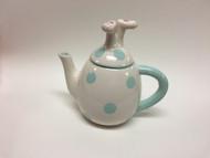 Bunny Feet Teapot