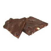 dark almond bark