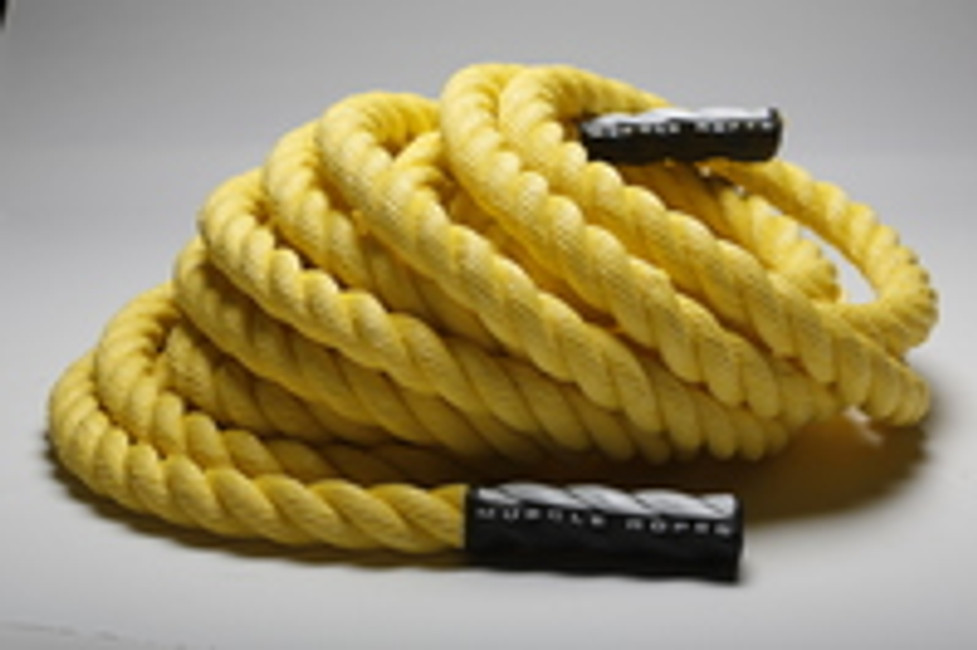Build A Better Body With Muscle Ropes Lightning Battle Ropes