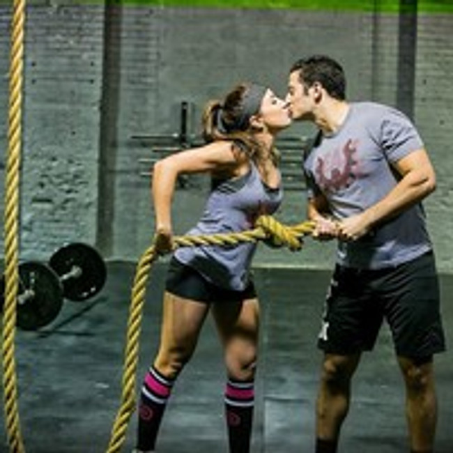 5 Battle Rope Partner Exercises