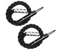 "Set of 1.5"" Grip Strength OCR Exercise Monkey Ropes"