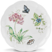 LENOX BUTTERFLY MEADOW DINNER PLATE BLUE