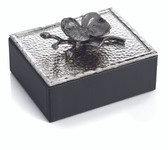 MICHAEL ARAM BLACK ORCHID MINI JEWELRY BOX