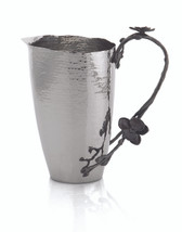 MICHAEL ARAM BLACK ORCHID PITCHER