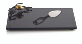 MICHAEL ARAM LEMONWOOD CHEESEBOARD W/ KNIFE