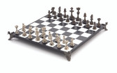 MICHAEL ARAM LIMITED EDITION CHESS SET