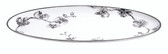 MICHAEL ARAM BLACK ORCHID SERVING PLATTER