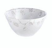 MICHAEL ARAM BOTANICAL LEAF SERVING BOWL
