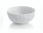 MICHAEL ARAM FOREST LEAF ALL PURPOSE BOWL