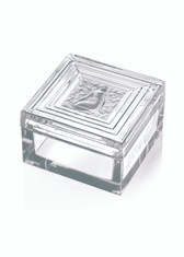 LALIQUE DUNCAN BOX