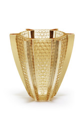 LALIQUE RAYONS VASE