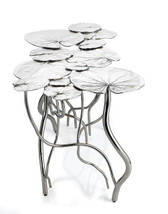 MICHAEL ARAM LILY PAD COFFEE TABLE NP-12