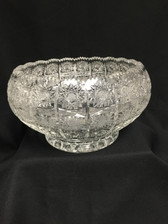 BOHEMIA CRYSTAL BOWL-3