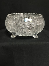 BOHEMIA CRYSTAL BOWL-6