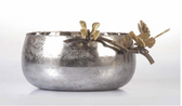 MICHAEL ARAM BUTTERFLY GINKGO BOWL SMALL