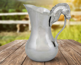 ARTHUR COURT HORSE HEAD PITCHER