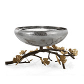 Ginkgo Large Centerpiece Bowl