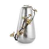 Butterfly Gingko Centerpiece Vase
