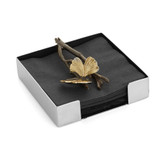 Butterfly Gingko Cocktail Napkin Holder