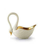 L'OBJET SWAN BOWL MEDIUM WHITE