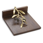 live Branch Dinner Napkin Holder